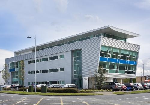 Mcgarrell reilly - Irish times office dublin ...